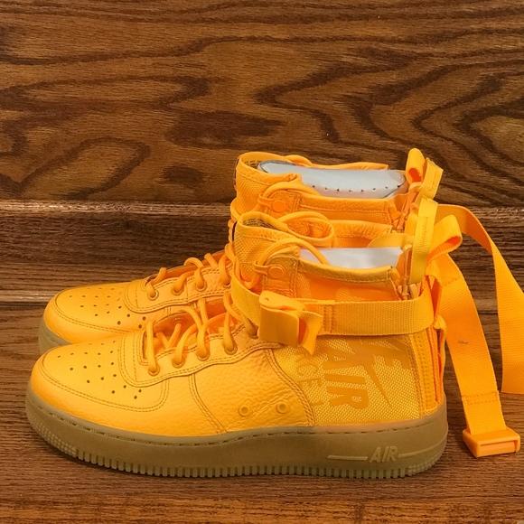 d0aa59702aa Nike Air Force 1 Mid SF Odell Beckham Jr OBJ